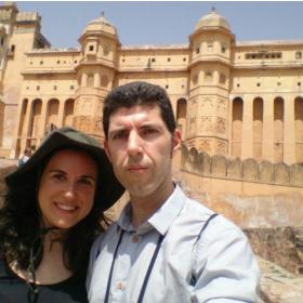 Marta y Juan Ángel